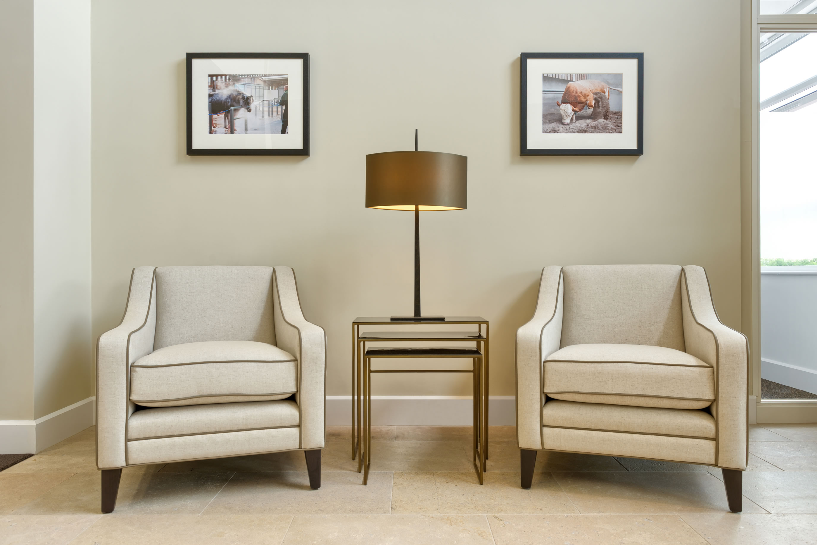 Cogent Breeding. A project by James Roberts Interior Design Practice