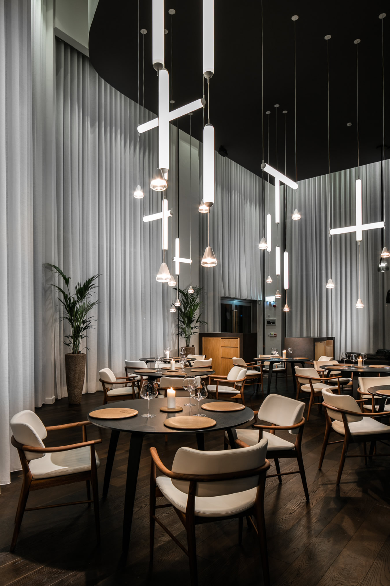 Mana, Ancoats, Manchester - michelin star award-winning restaurant - A James Roberts Interiors Project